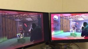 リモートプレイ検証動画サブマシンガン発射