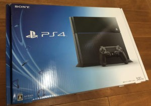 PS4初期型
